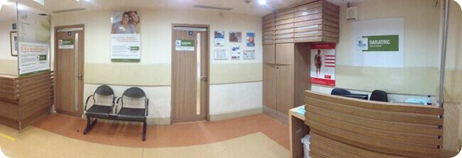 Apollo Bariatric Department Services