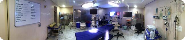 Apollo Operation Theatre for Bariatric Surgery