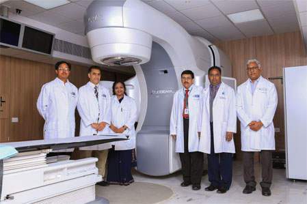 Apollo Speciality Hospitals Chennai Clinical Team