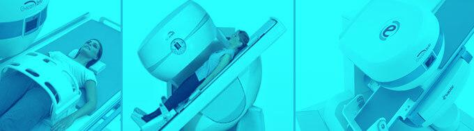 G Scan - an Open Standing MRI scanner