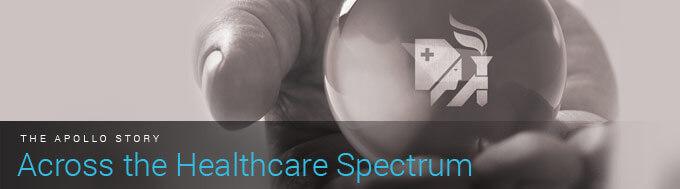 Across the Healthcare Spectrum