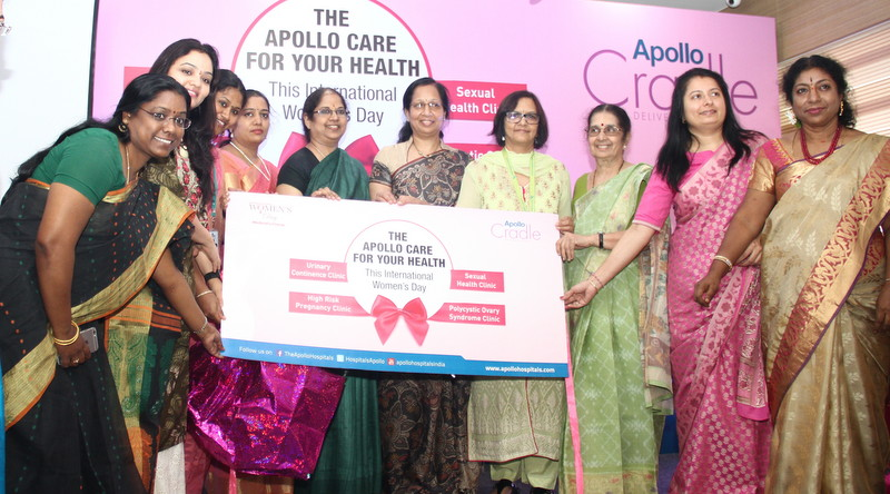 Chennai launched 4 Speciality clinics